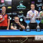Фёдор Горст – чемпион Европы по пулу-девятке!