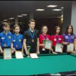 Открытый кубок Москвы, 5-й этап, среди юниоров до 18 лет