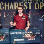 Победитель Бухарест оупен – россиянин Фёдор Горст