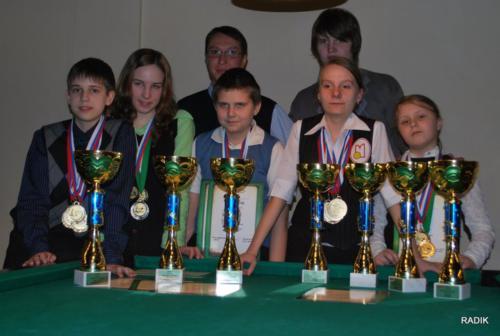 ПМ 2009 мои призеры